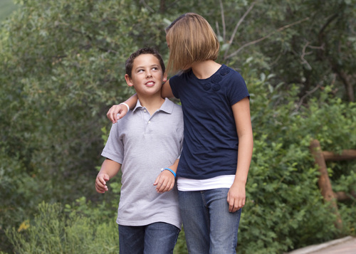 Mark A. Philbrick  |  BYU  Laura Walker research that sisters make teenagers behave better.