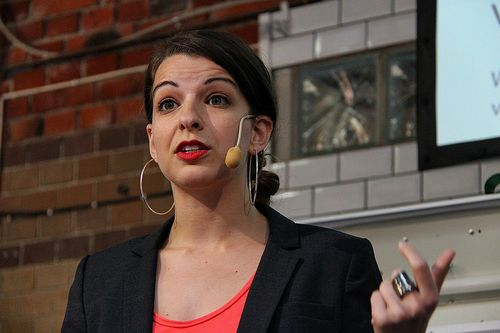 """(Courtesy of Susanne Nilsson) An email to Utah State University threatened """"the deadliest school shooting in American history"""" if the school did not cancel a lecture by a well-known feminist writer and video game critic Anita Sarkeesian."""