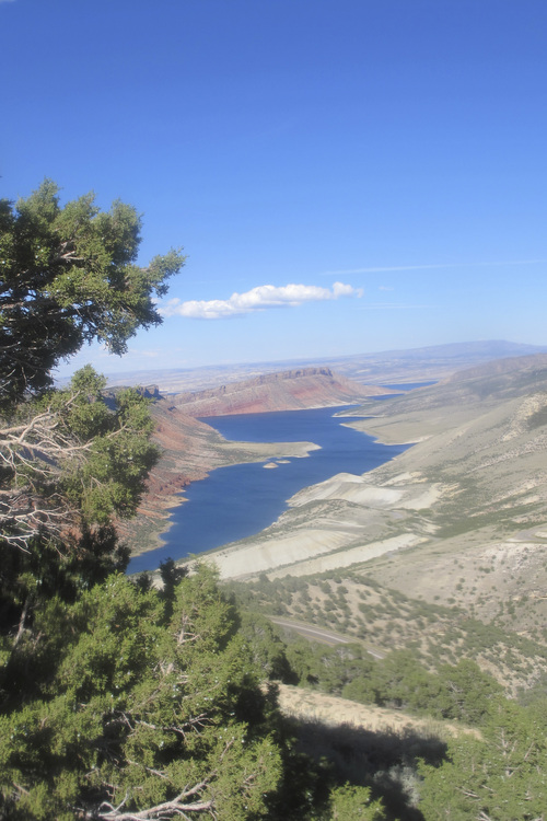 Brett Prettyman  |  Tribune file photo  The view of Sheep Creek Bay at Flaming Gorge Reservoir in the Flaming Gorge National Recreation Area.