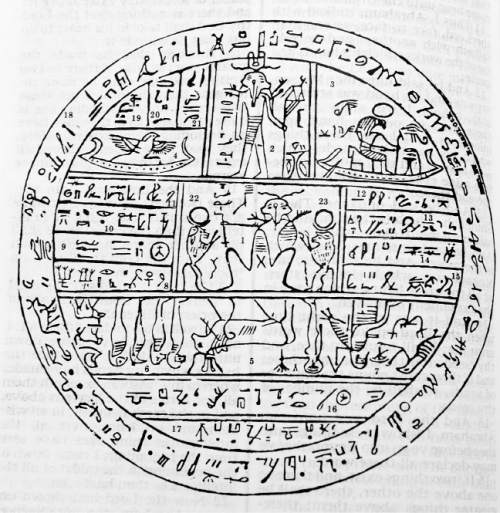Facsimile no. 2 from The Book of Abraham.