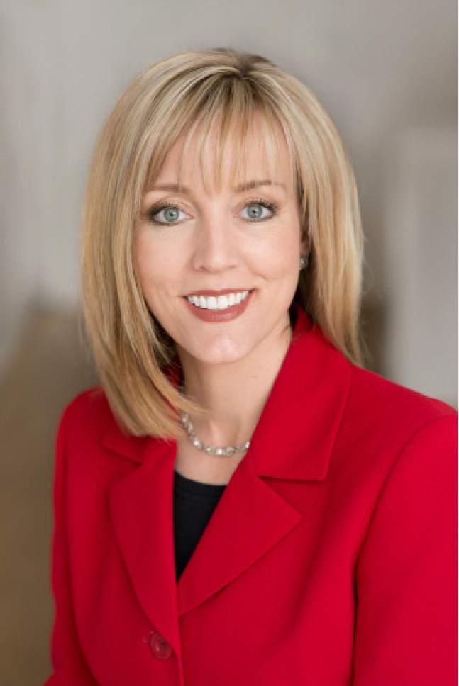   Courtesy Photo   Salt Lake County Council candidate Aimee Winder Newton.