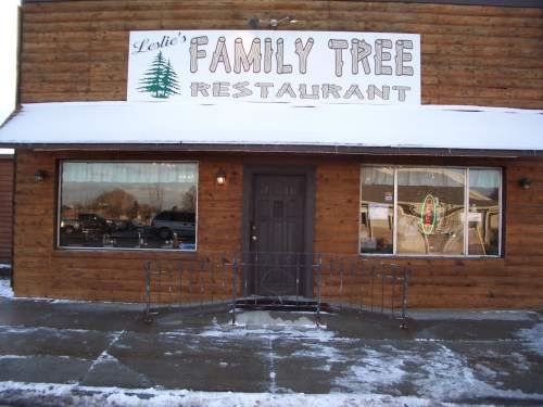 "(Courtesy photo)  Leslie's Family Tree restaurant was dragged into a social media ""war zone"" related to a Facebook post that an employee had made about police. The employee was later fired."