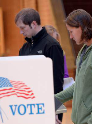 Al Hartmann  |  Tribune file photo Utah elections officials say a court ruling excludes independent voters from participating in primary elections. If the law stands, more than 600,000 Utahn voters will be left in the cold.