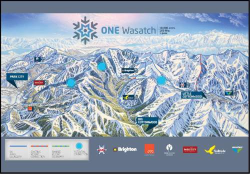 Old foes talking about future of Wasatch skiing