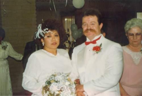 (Courtesy photo) Carmen and Kenneth Trentadue