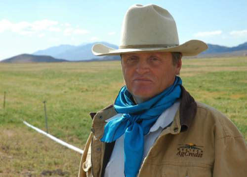 |  Courtesy Utah Natural Resources Conservation Service  Jay Tanner and is family are working with federal and state officials to make improvements on their land to benefit the greater sage grouse, which are petitioned for listing as threatened on the Endangered Species List. The Tanners have realized land management that benefits sage grouse is also good for other wildlife and their cattle.