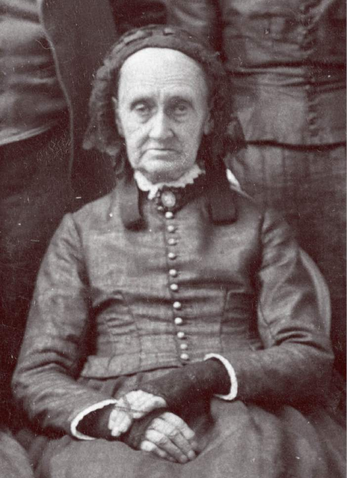 Kimball Martha McBride Knight Smith one of Joseph Smith's plural wives.