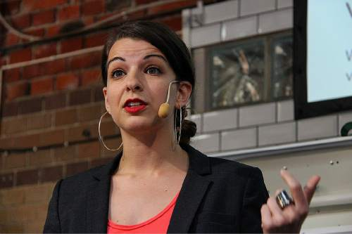 "(Courtesy of Susanne Nilsson) An email to Utah State University threatened ""the deadliest school shooting in American history"" if the school did not cancel a lecture by a well-known feminist writer and video game critic Anita Sarkeesian."