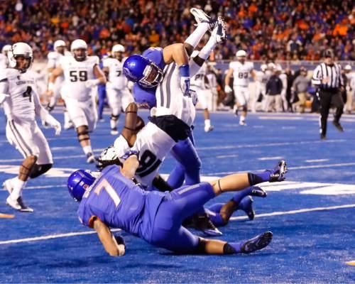 Boise State Utah State Game