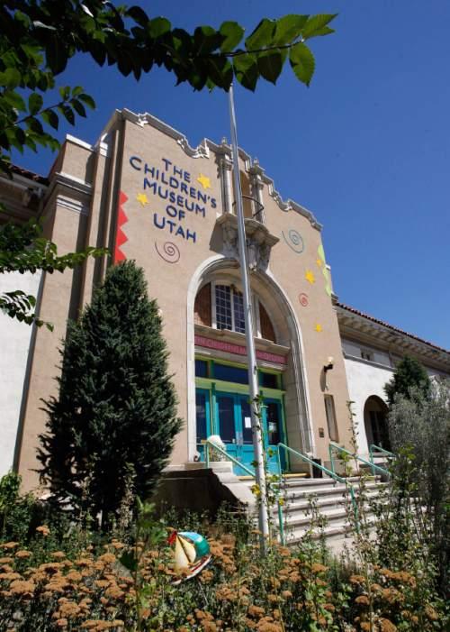 Children's Museum of Utah on Beck St. in SLC.   Hartmann/photo    8/8/06