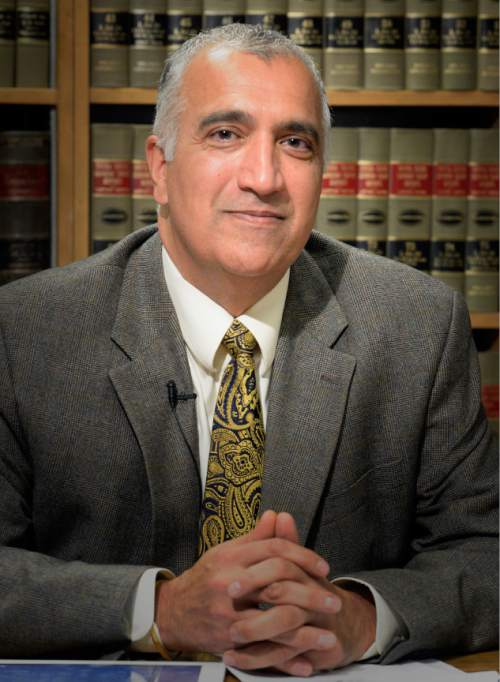 Sim Gill ï Salt Lake County District Attorney
