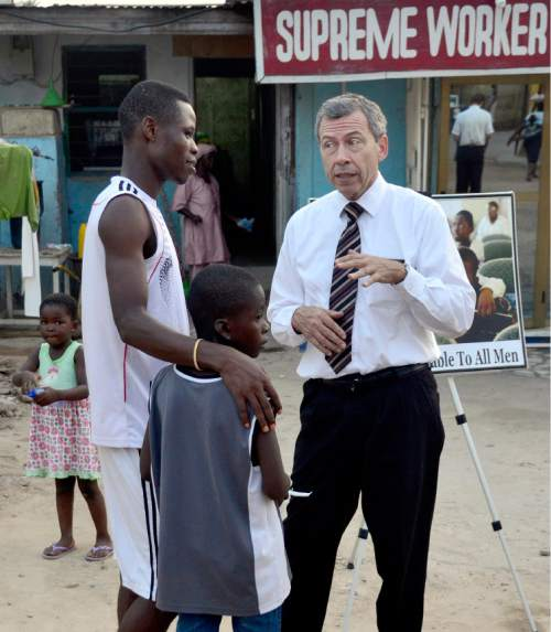 """Mike Stack  