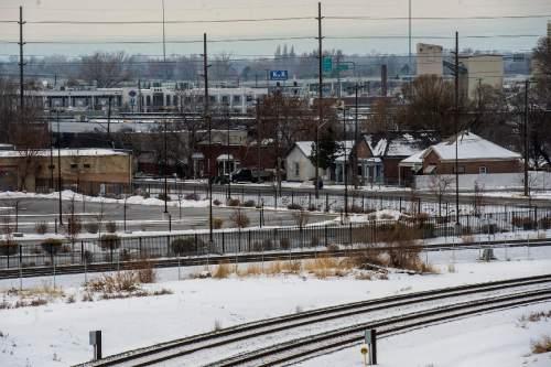 Chris Detrick     The Salt Lake Tribune The Depot District Saturday January 3, 2015.