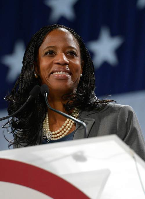Leah Hogsten  |  Tribune file photo Utah Rep.-elect Mia Love