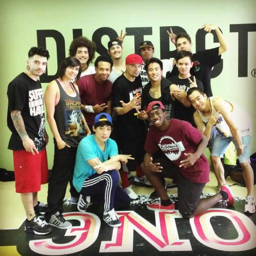 The Bboy Federation took a handful of kids (well young adults) down to a Las Vegas battle (dance event). Not only were the kids able to enter the event and gain experience and their own reputation, but they took workshops from well known dancers they admire.