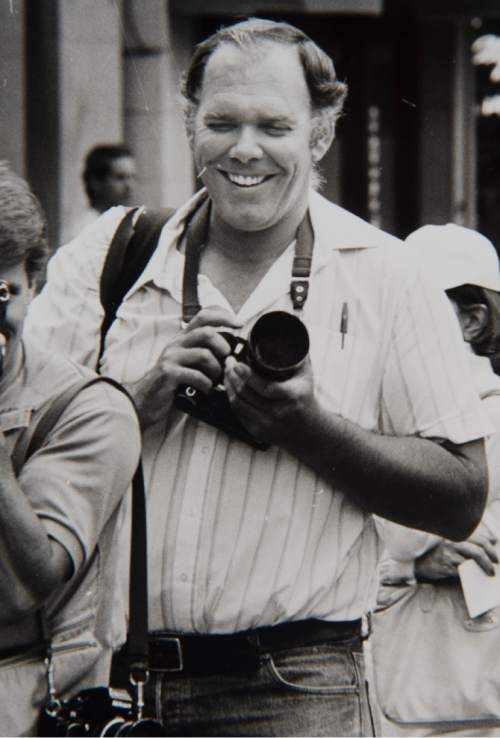 Rick Egan  |  Tribune file photo  Tim Kelly, 1986