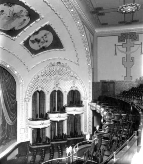Salt Lake City Utah Houses: A Look Back: Salt Lake City's Old Movie Theaters