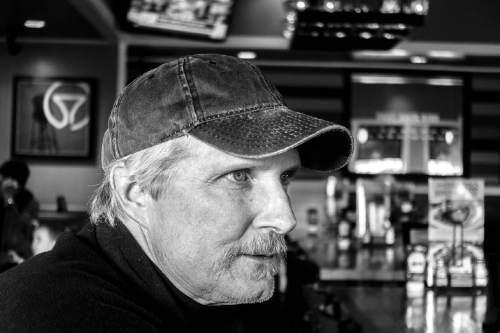 Trent Nelson     The Salt Lake Tribune Investigator Sam Brower, in Cedar City, Wednesday January 14, 2015.