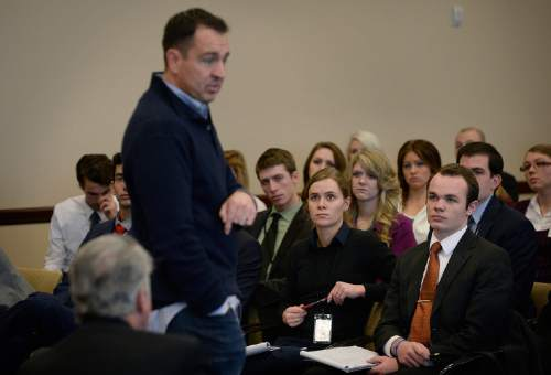 Scott Sommerdorf   |  Tribune file photo House Speaker Greg Hughes isn't a fan of the three sites now considered for a new prison, though he remains confident that an acceptable location will be found.