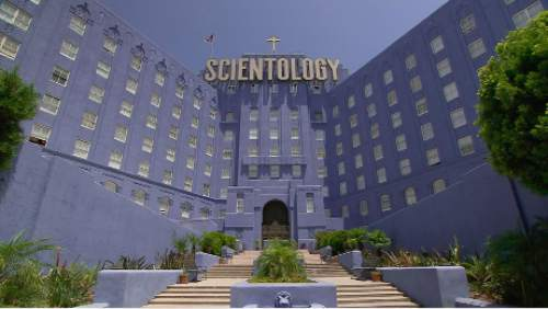 "This photo provided by courtesy of the Sundance Institute shows a scene from the documentary film, ""Going Clear: Scientology and the Prison of Belief."" The movie, directed by Alex Gibney, priemiered at the 2015 Sundance Film Festival, in Park City, Utah. (AP Photo/Sundance Institute, Sam Painter)"