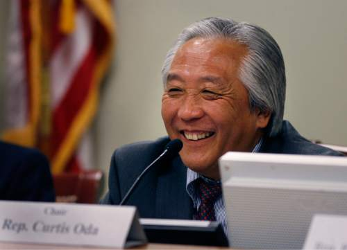 "Scott Sommerdorf  |  Tribune file photo             Rep. Curt Oda, R, Clearfield, says the NSA center in Utah is costing the state a lot of money because of the massive spike in cyber attacks. He says the federal government ""needs to pony up"" to help cover the extra expenses."