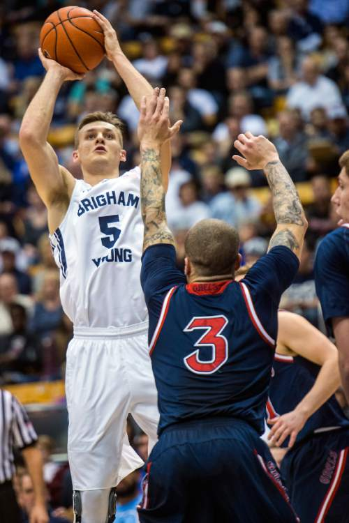 BYU basketball: Rose's excellent week continues with ...