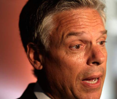 Ashley Detrick  |  Tribune file photo Former Gov. Jon Huntsman is a chairman of Sen. Mike Lee's 2016 reelection committee.