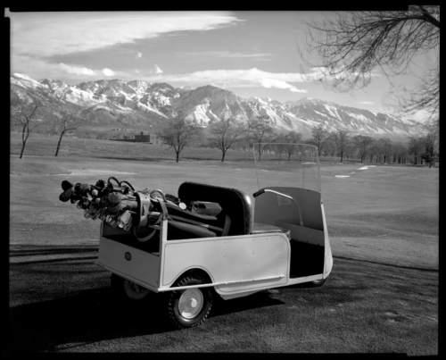 A Look Back: Golfing in early 1900s Utah - The Salt Lake Tribune Demolished Golf Cart on golf cart smashed, golf cart damage, golf cart museum, golf cart modified, golf cart extended, golf cart industrial, golf cart school, golf cart cities, golf cart hotel, golf cart sunk,