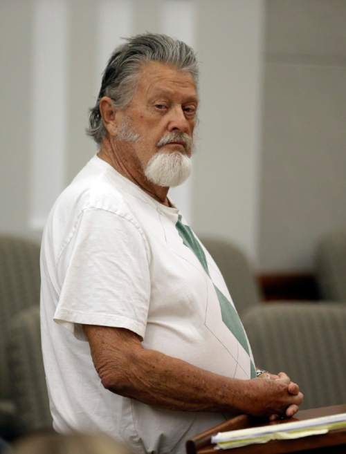 77-year-old Utah man charged for sunbathing nude in his