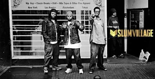 KRCL will present Detroit hip-hop trio Slum Village & Pete Rock at 8 p.m. March 18, 2015 at Urban Lounge. Tickets are $20. Visit 24tix.com for information. Courtesy Slum Village & Pete Rock