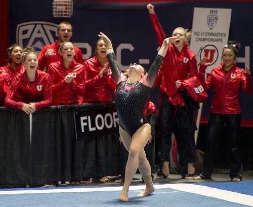 MyKayla Skinner excited about the future of Utah
