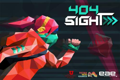Courtesy  |  Rachel Leiker  Students in EAE master's program created 404Sight, a game about protecting net neutrality.