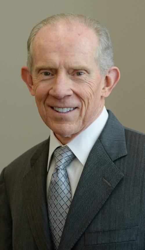 Francisco Kjolseth  |  The Salt Lake Tribune  University of Utah School of Dentistry Glen Hanson, DDS, PhD.