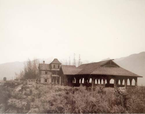 Whatever Happened To Saratoga Resort On Utah Lake The Salt Lake Tribune