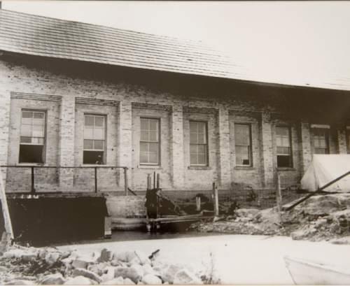 Courtesy  | Lehi city  Historic photos of Saratoga resort in Saratoga Springs, Utah.