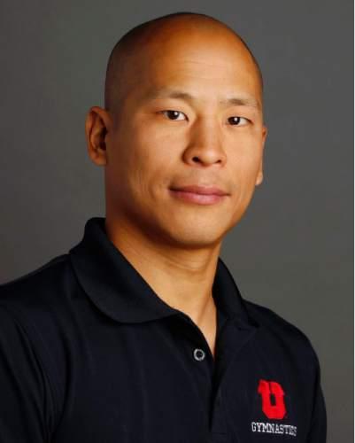 (Steve C. Wilson, University of Utah photo) University of Utah assistant coach Tom Farden