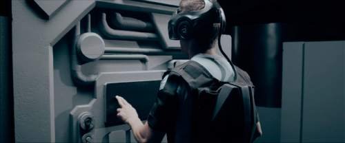    courtesy The VOID  Images of gameplay for The VOID, a ìvirtual entertainment centerî to open in Utah sometime in 2016.
