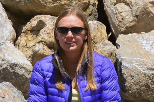 Johanna Varner developed a passion for American pikas while researching them as a doctoral student at the University of Utah.