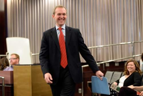 Francisco Kjolseth |  Tribune file photo Salt Lake County Mayor Ben McAdams