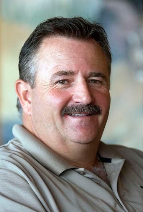 Al Hartmann     The Salt Lake Tribune   2/18/2010 Then-Beaver Mayor Mark Yardley on Feb. 18, 2010.