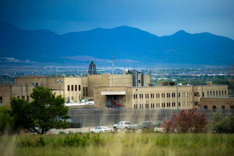 Chris Detrick  |  The Salt Lake Tribune The Utah State Prison in Draper Thursday May 21, 2015.