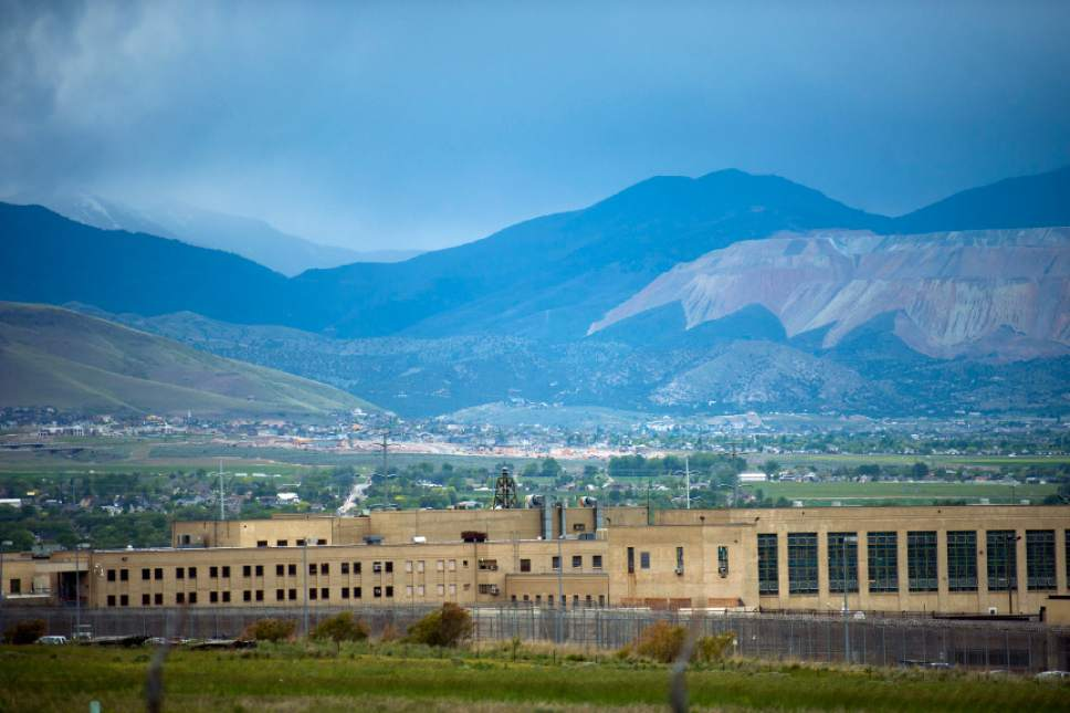 Chris Detrick  |  The Salt Lake Tribune The Utah State Prison in Draper.