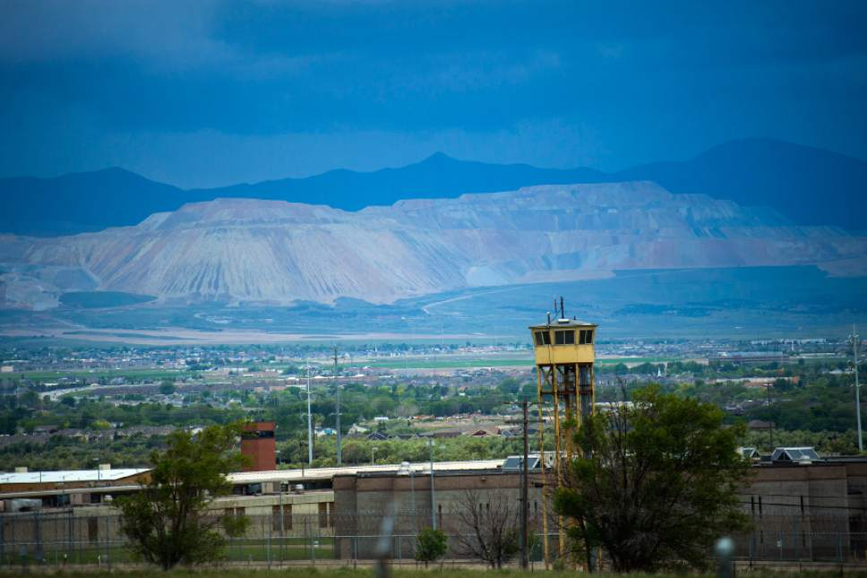 Chris Detrick  |  Tribune file photo The Utah State Prison in Draper is pictured Thursday, May 21, 2015.
