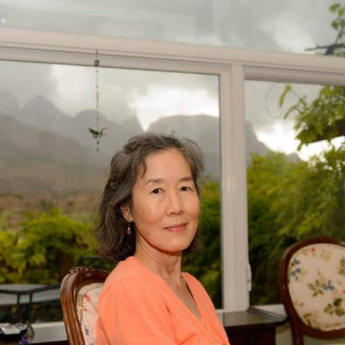 Trent Nelson  |  The Salt Lake Tribune Sunny Lee at her home in Springdale, Friday May 8, 2015.