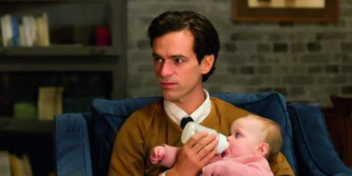 "Romain Duris stars in ""The New Girlfriend,"" a drama by French filmmaker François Ozon. It will be the opening-night film at the Damn These Heels LGBT Film Festival, on July 10 at the Rose Wagner Performing Arts Center, Salt Lake City. Courtesy Cohen Media Group"