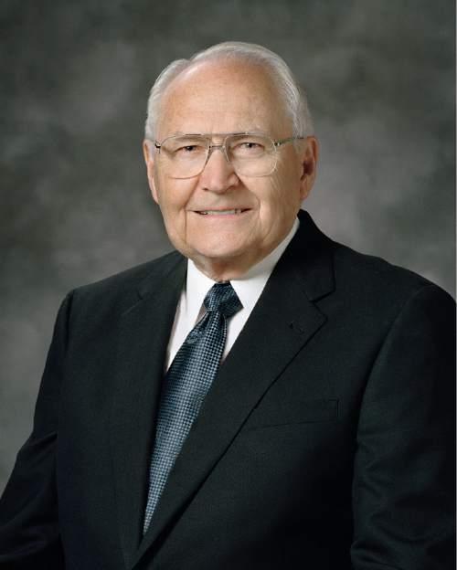 Elder L. Tom Perry LDS Church