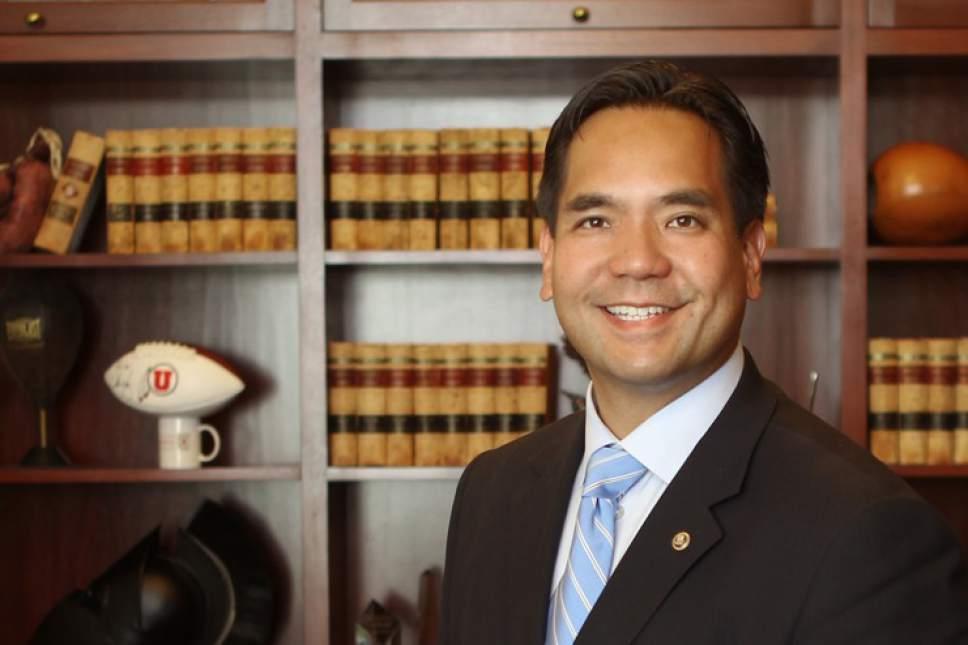 Sean Reyes, Utah attorney general