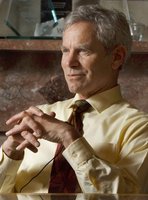 Ralph Becker Ô Salt Lake City Mayor