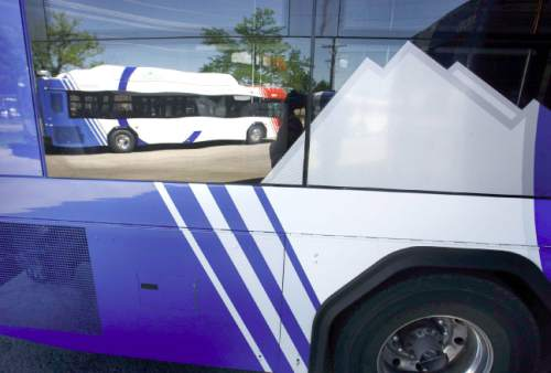 Leah Hogsten  |  Tribune file photo Some question the amount of spending on out-of-state travel at the Utah Transit Authority, saying agency officials ought to spend time on their own transit system to see where improvements are needed.
