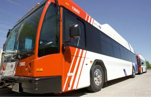 Leah Hogsten  |  Tribune file photo  Officials say transportation options like UTA can help fuel economic growth.